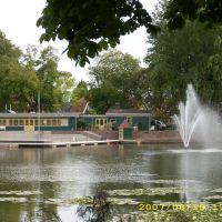 gardenvillagepond, Хенгело