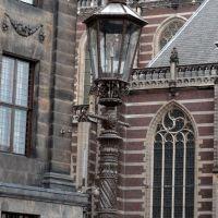 En la esquina del Museo Winkel -  In the corner of the Museum Winkel, Амстердам
