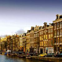 MI CANAL FAVORITO EN AMSTERDAM/   AMSTERDAM FAVORITE CHANNEL, Амстердам
