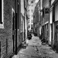 Amsterdam alleys, Амстердам