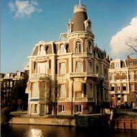 Grachtenvilla in Amsterdam, Амстердам