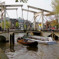 Reger Schiffsverkehr in Amsterdam, Амстердам