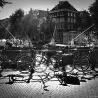 Amsterdam in B/W, Амстердам