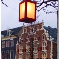 la lanterna e la casa, Амстердам