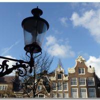 Il lampione di Begijnof, Амстердам