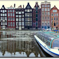 Damrak - Amsterdam - The Netherlands, Амстердам