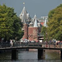 Canal amstellodamois (2), Амстердам