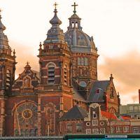 Amsterdam St. Nicolaaskerk, Амстердам