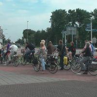 IJMuiden, imagen típica de Holanda., Велсен