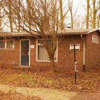 Badhuis van het voormalige militaire kamp Rooswijk, Велсен