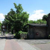Oud stationsgebouw (juli 2012), Велсен