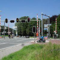 Zes spoorbomen (juli 2012), Велсен