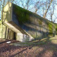 Festung IJmuiden - W.N 109   Festung HauptQuartier 502 personal bunker, Велсен