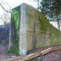 Festung IJmuiden - W.N 109  Festung HauptQuartier R622 personal bunker, Велсен