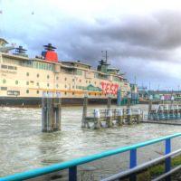 Den Helder: TESO-Ferryboat ..., Ден-Хельдер