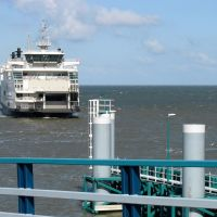 Boat Den Helder - Texel, Ден-Хельдер