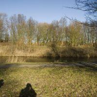 Den Helder - Linieweg - View NE, Ден-Хельдер