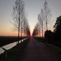Noordbeemster, Oosthuizerweg, Хаарлем