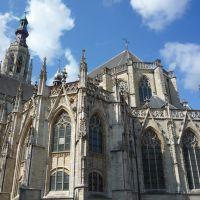 Grote Kerk - Breda - Holland - Holanda - Netherlands, Бреда