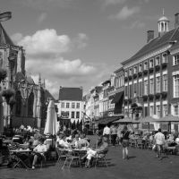 Grote Markt - Breda - Holland - Holanda - Netherlands, Бреда