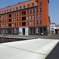 Carré Markenhage, nieuwbouw aan de Nieuwe Mark in Breda, Бреда