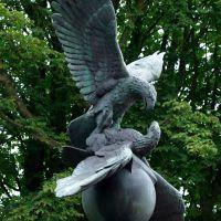 Monument als dank aan de Polen die Breda bevrijde van de Duitse bezetters, Бреда