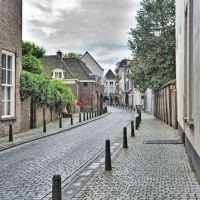 Sint Annastraat in Breda, Бреда