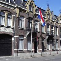 Houses in St. Josephstraat - Tilburg NL, Тилбург