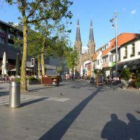 Pieter Vreedeplein - Tilburg, Тилбург