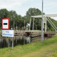 Brug Heikantsebaan Tilburg, Тилбург