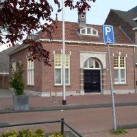 Old police station Besterdplein - Tilburg, Тилбург
