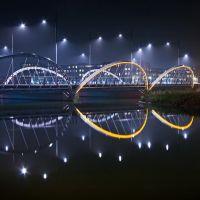 Bridge with yellow arcs (2), Suytkade, Helmond, Хелмонд
