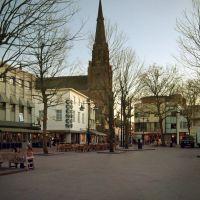 Markt en Lambertuskerk, Helmond, Хелмонд