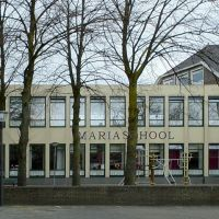 Mariaschool, Kromme Steenweg, Helmond, Хелмонд