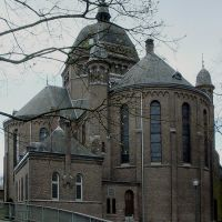 Kerk Onze Lieve Vrouw Tenhemelopneming, Wilhelminalaan, Helmond, Хелмонд