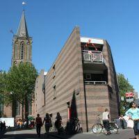Rozenstraat en Jacobskerkhof, Амерсфоорт