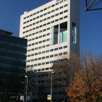 Hojel City Center and SNS-bank HQ; Jaarbeursplein-Utrecht, Амерсфоорт