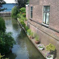 Jan van Ling-tuin, Nieuwe Keizersgracht Vechtinloop., Амерсфоорт