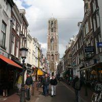 Domtoren; Utrecht Zadelstraat, Амерсфоорт