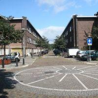 Circular speedbumper; Bandoengstraat, Utrecht-Lombok, Амерсфоорт