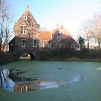 Landgoed aan de Laan van Chartroise hoek Marnixlaan, Амерсфоорт