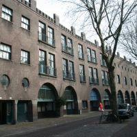 Voormalige drukkerij J. Van Boekhoven in de Breedstraat, Utrecht, Амерсфоорт