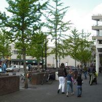 Streetscene in Zeist, Зейст