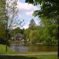 View from Kersbergenlaan, Zeist, Зейст