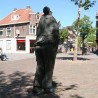 Skulptuur op de Markt, Zeist., Зейст