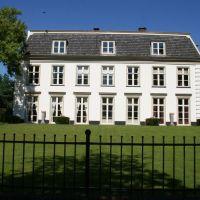 Villa met hek, Utrechtseweg Zeist., Зейст