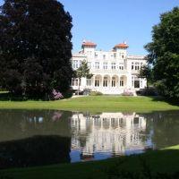 Villa Ma Retraite gespiegeld, Zeist., Зейст