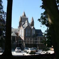 St Josephkerk vanuit de Tulpstraat, Zeist., Зейст