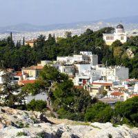 Εθνικό αστεροσκοπείο Αθηνών στο Θησείο.-National Observatory of Athens in Thisio., Афины