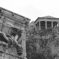 Σκίρων και Παρθενώνας...! (Skiron and Parthenon), Афины
